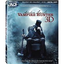 Abraham Lincoln: Vampire Hunter (Blu-ray 3D / Blu-ray / DVD / Digital Copy) (2012)
