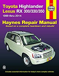 Image of the product Toyota Highlander and that is listed on the catalogue brand of Haynes.