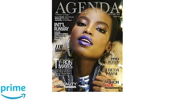 Agenda: November/December 2018: Amazon.es: Agenda Magazine ...