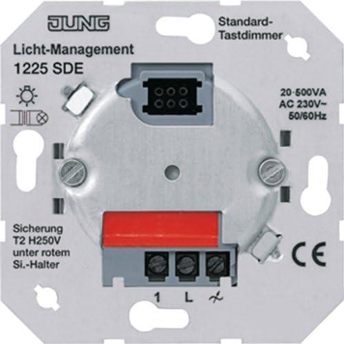 Jung 1225SDE Standard-Tastdimmer