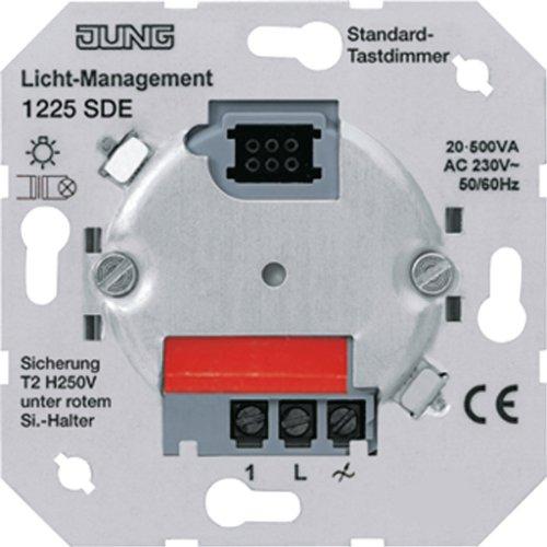 🥇 Jung 1225SDE M233;canisme variapush Standard