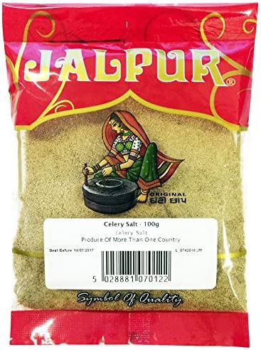 Celery Salt 100g Amazon Co Uk Grocery