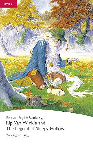 L1: Rip Van Winkle (2nd Edition) (Penguin Readers, Level 1)