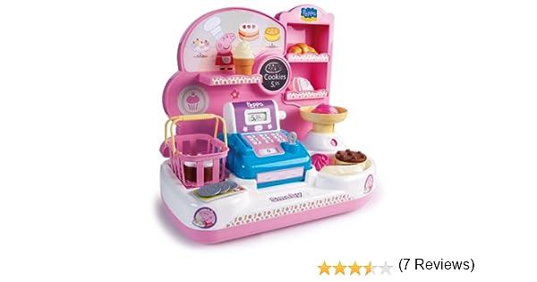Peppa Pig - Pastelería (Smoby 24202): Amazon.es: Juguetes y juegos