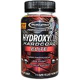 Muscletech Hydroxycut Hardcore Elite, 110 Capsules
