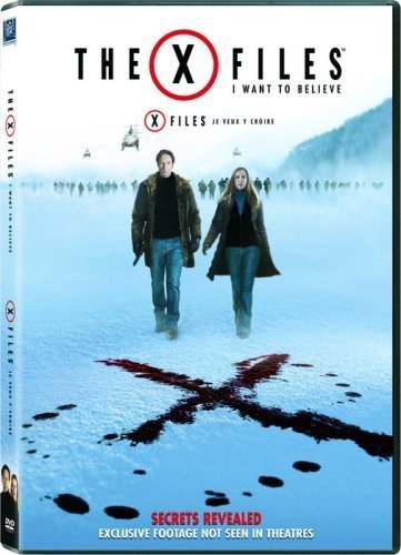The X-Files: I Want to Believe (Bilingual) for sale  Delivered anywhere in Canada