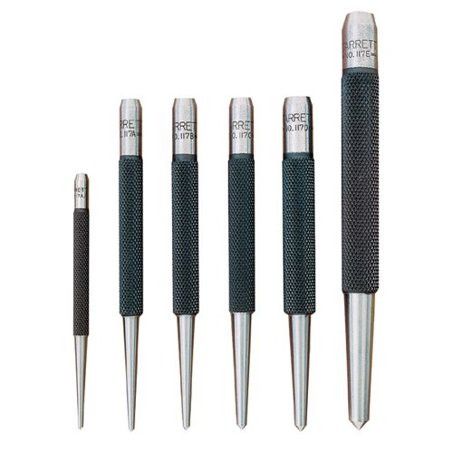 Septls68150488   L S  Starrett Center Punch Sets   50488