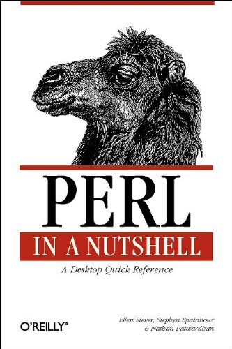 Perl In A Nutshell  In A Nutshell  O'Reilly