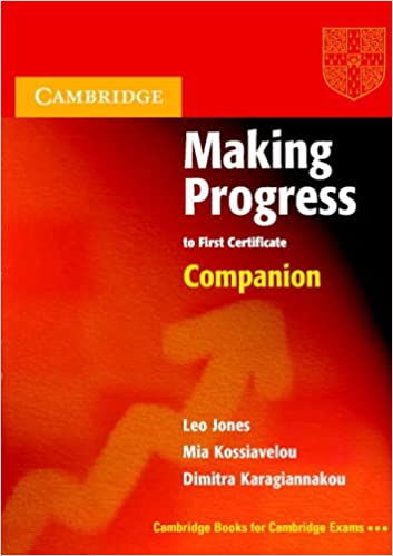 Making Progress to First Certificate Companion