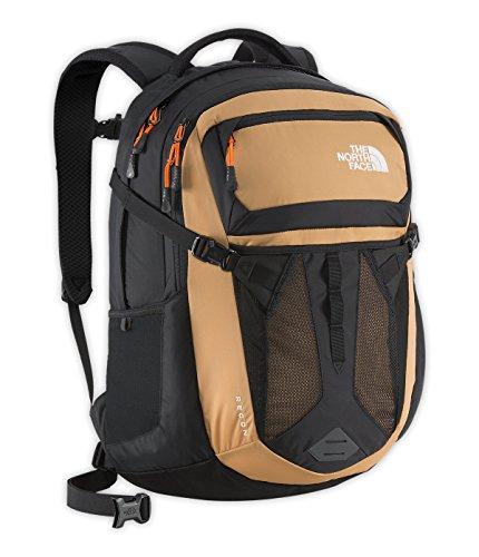 the-north-face-recon-backpack-doe-tan-shocking-orange