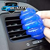 Auto Car Detailing Cleaning Gel - Automotive Dust Vent Crevice Interior Detail Removal Detailing Putty Magic Gel Compound Dust Wiper Cleaner for Car Vent Keyboard Home Use