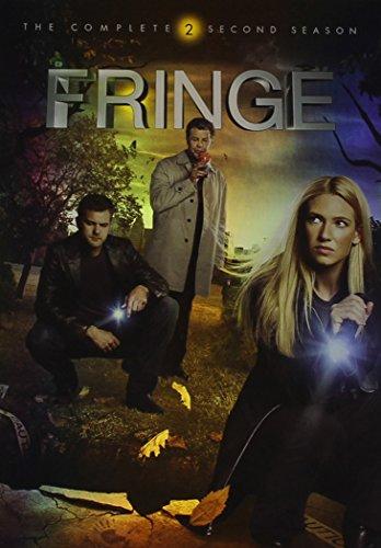 fringe season 1 - 4
