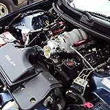 Kyostar 92mm Black Throttle Body GM Gen III Ls1 Ls2 Ls3 Ls6 Ls7 Sx Ls 4 CNC Bolt Cable