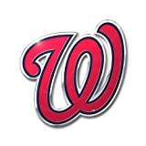 nationals car emblem - Team ProMark MLB Washington Nationals Die Cut Color Automobile Emblem