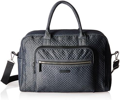 Vera Bradley Women s Denim Weekender Travel Bag