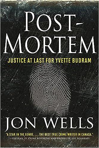 Book Post-Mortem by Jon Wells (2015-04-14)