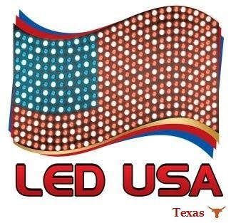 LED Lighting Module BLUE 40pcs 12v Black body Water Proof FULL KIT with Remote and powersupply by LED USA (Image #2)
