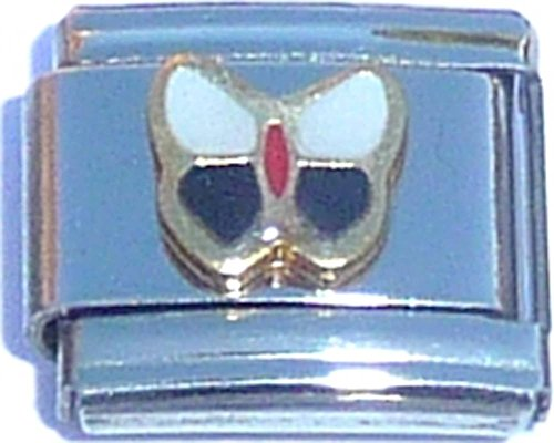 Color Butterfly Italian Charm (Butterfly Italian Charm)