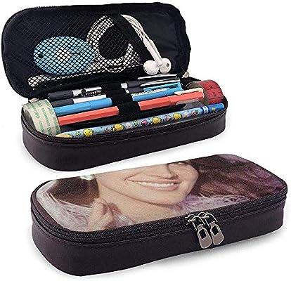 Estuche de cuero Del Rey Estuche portátil para lápices Bolígrafo para útiles escolares y de oficina: Amazon.es: Oficina y papelería