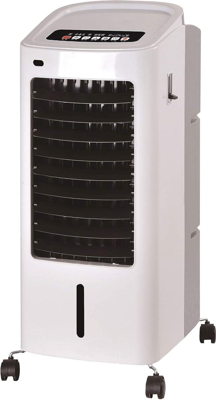 TRÉBOL ADVANCE Climatizador Evaporativo Portátil Función Frío y Calor 3 velocidades Oscilante con Temporizador