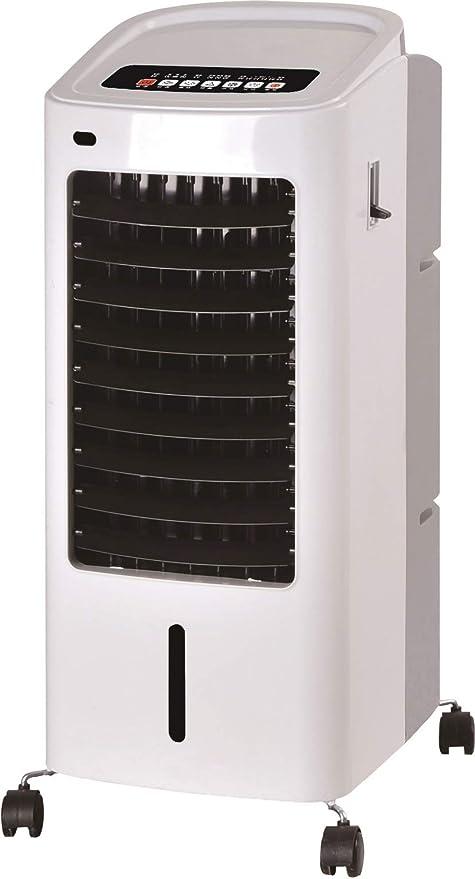 TRÉBOL ADVANCE Climatizador Evaporativo Portátil Función Frío y Calor 3 velocidades Oscilante con Temporizador: Amazon.es: Hogar