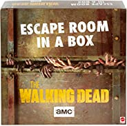 Mattel Games Escape Room in a Box The Werewolf Experiment [Amazon Exclusive]