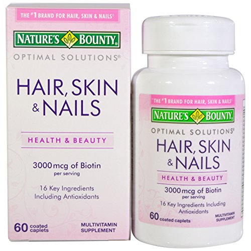 Natures-Bounty-Optimal-Solutions-Hair-Skin-Nails-Formula-60-Caplets