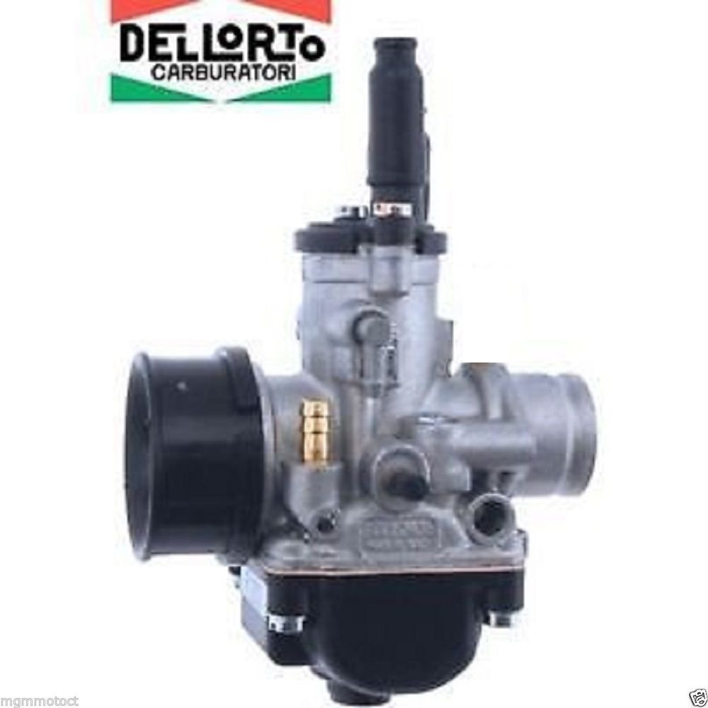 Carburateur Dell Orto pHBG 21/DS mBK booster spirit 50/2T 2632