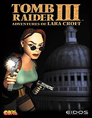 Tomb Raider III: The Adventures of Lara Croft [Online Game Code]