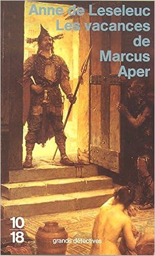 Livres Les Vacances de Marcus Aper epub pdf