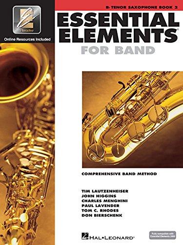 2000 Bb Tenor Saxophone - 1