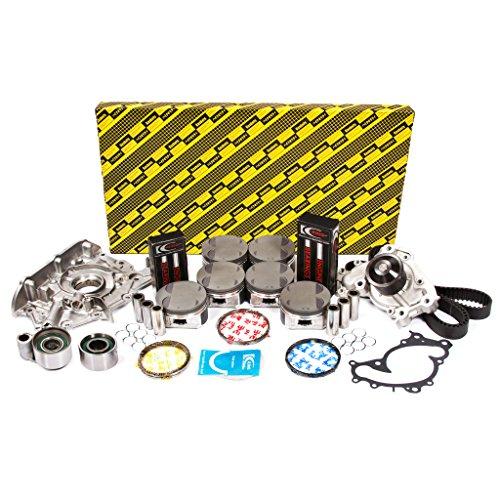 Evergreen OK2044E/2/2/2 01-03 Lexus ES300 3.0L V6 DOHC 24V 1MZFE Engine Rebuild Kit