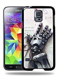 Case88 Designs Fullmetal Alchemist Brotherhood Philosophers' stone Protective Snap-on Hard Back Case Cover for Samsung Galaxy S5