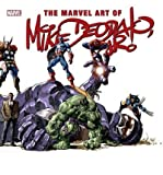 img - for [ The Marvel Art of Mike Deodato, Jr. Campiti, David ( Author ) ] { Hardcover } 2011 book / textbook / text book