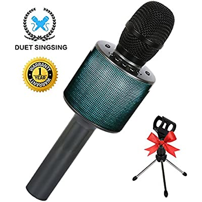 wireless-bluetooth-karaoke-microphone-8