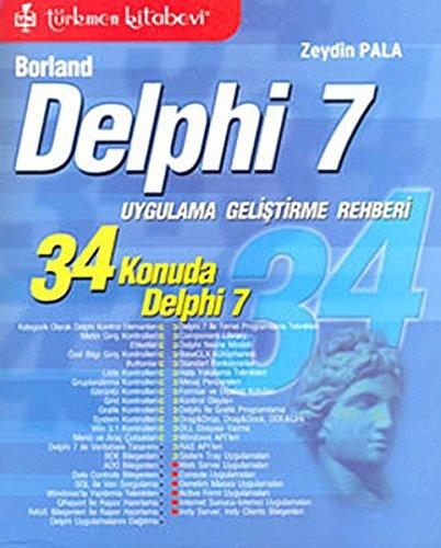 Borland Delphi 7 by Turkmen Kitabevi