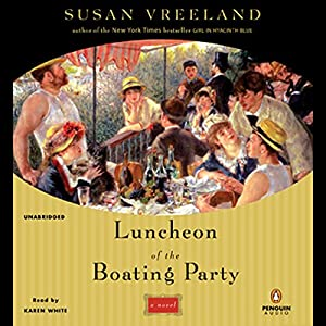 Luncheon of the Boating Party Audiobook