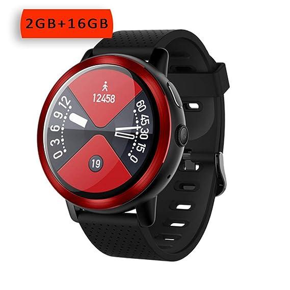 IHCIAIX Reloj Inteligente Android 7.1 Smartwatch 3GB + 32GB Dual ...