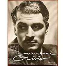 The Complete Films Of Laurence Olivier by Jerry Vermilye (2000-06-01)