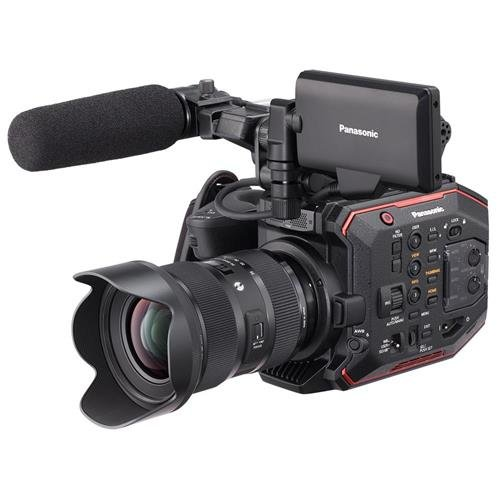 Panasonic AU-EVA1 5.7K Super 35 Handheld Cinema Camera by Panasonic