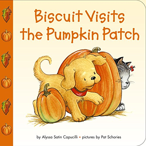 Biscuit Visits the Pumpkin -