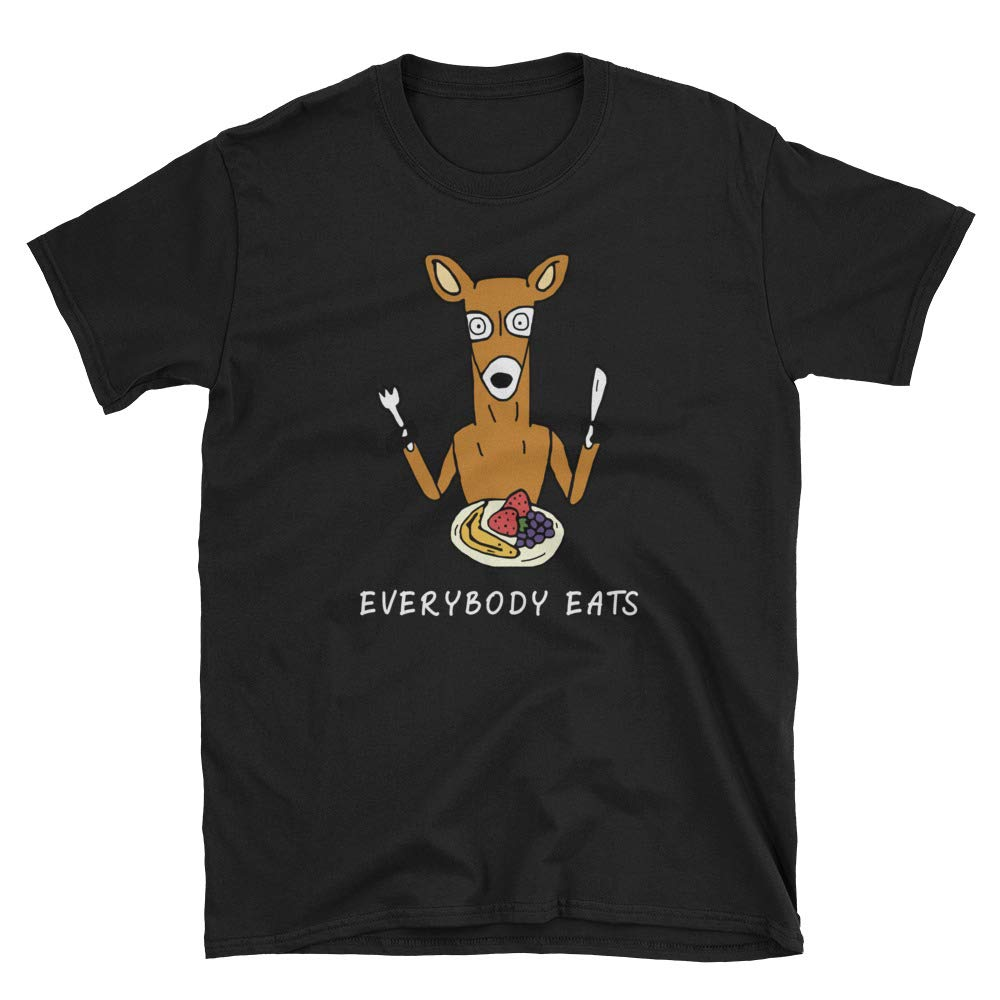 Brother Nature On These Everybody Eats T Shirt