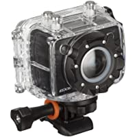 Kitvision Edge HD10 Waterproof Full HD 1080p Action Camera with Mounting Accessories and Waterproof Diving Case - Black (Discontinued by Manufacturer)