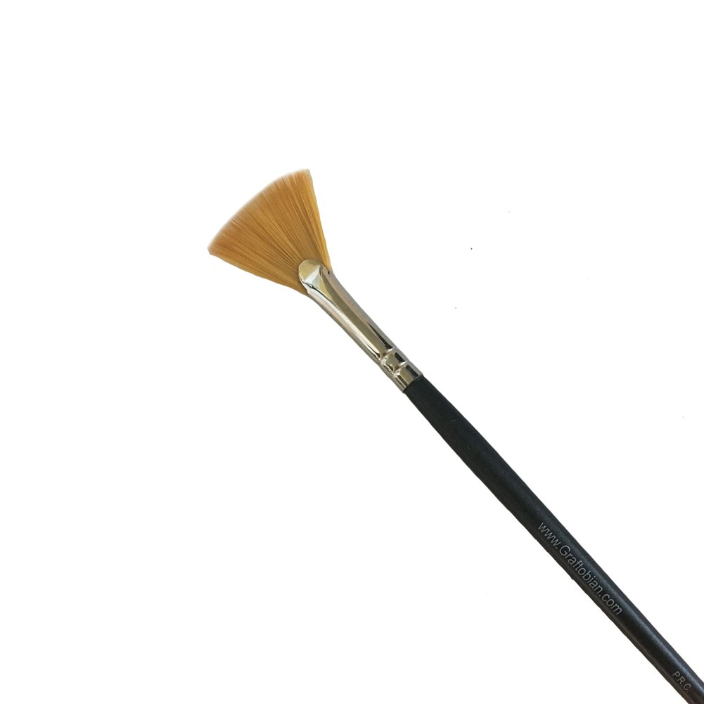 Graftobian Brushes - Small Fan