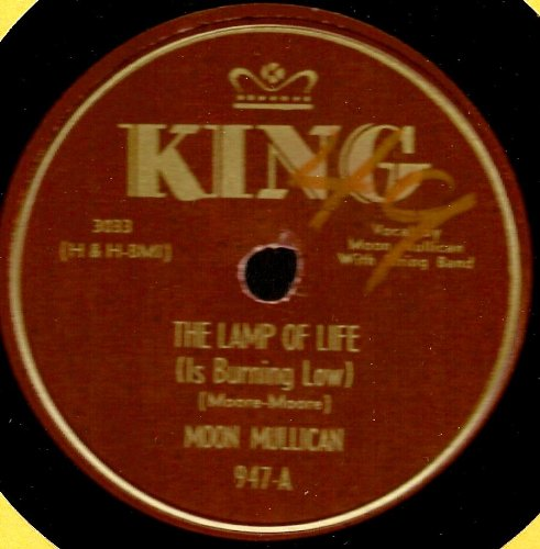 "Price comparison product image The Lamp Of Life (Is Burning Low) / Without A Port Of Love (1950 10"" 78rpm)"