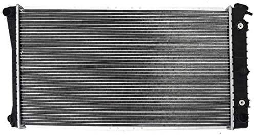 WFLNHB 1202 Radiator for Oldsmobile 98 Buick Lesabre