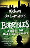 The Borribles by Michael De Larrabeiti front cover