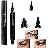 St.Mandyu Waterproof Liquid Eyeliner Pen Pencil Cat Eye Wing Eyeliner Stamps