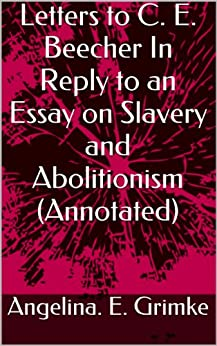 beecher essay on slavery and abolitionism