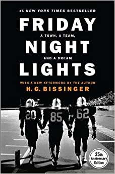 Image result for Friday night lights book